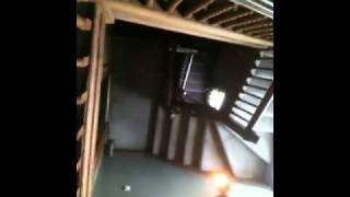 Lemp Mansion staircase ghost