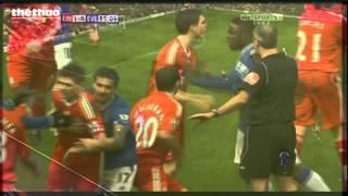 Steven Gerrard fight