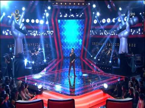 """O Ses Türkiye - Çeyrek Final - Sarper Arda Akkaya """"For Real"""""""