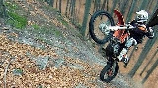 Enduro wide open throttle