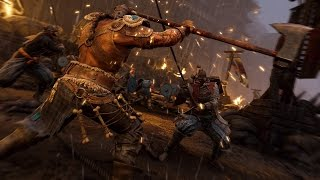 16 Minutes of For Honor Gameplay