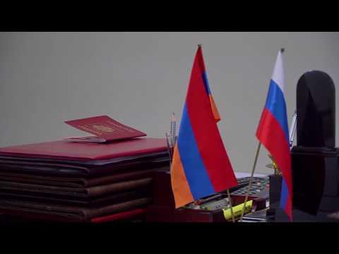 Союз Армян России (Краснодар) Репортаж после выборов.