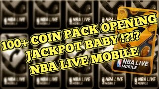 BEST 100+ ROAD TO RICHES PACK OPENING | NBA LIVE MOBILE