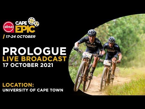 Prologue   Live Broadcast   2021 Absa Cape Epic