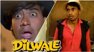 dilwale Ajay Devgan movie fight scene copy