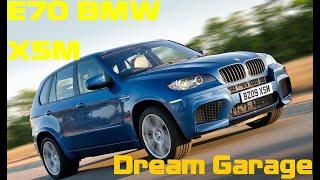 homepage tile video photo for Dream SUV: E70 X5M (Dream Garage Series)