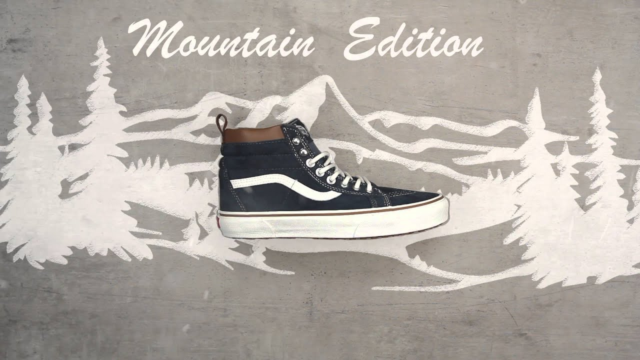 edb2e35fbe Vans Skate Hi MTE Dress Blue Review - Blowoutshop.de - YouTube