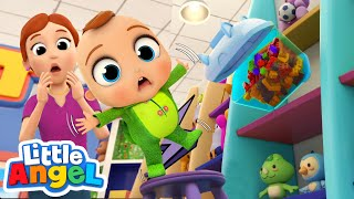 Accidents Happen Everyday!   Safety Song   Kids Songs & Nursery Rhymes by Little Angel