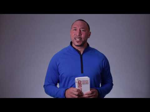 Charlie Batch promotes Coaching Boys Into Men