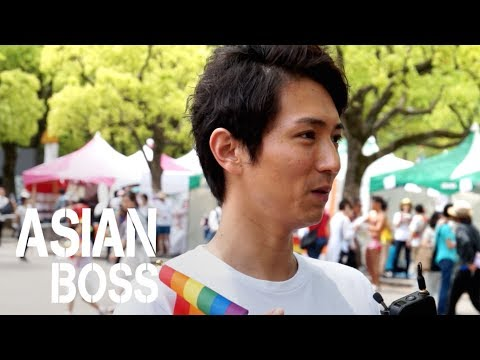 How Do LGBT See Japanese Society | ASIAN BOSS