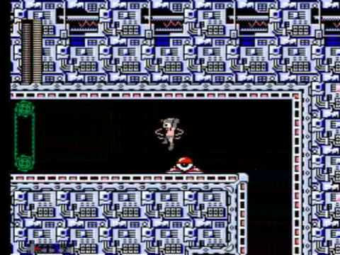 Mega Man 3 - Spark Man's Stage