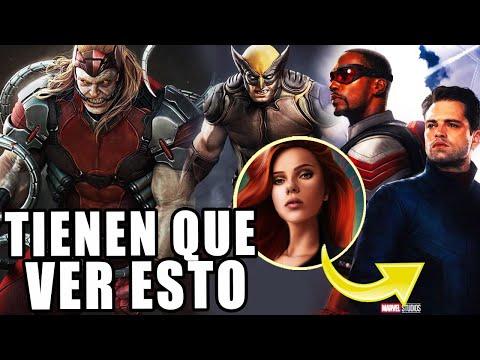 FUERTES FILTRACIONES Falcon and Winter Soldier Episodio con Omega Red y Wolverine Easter Egg