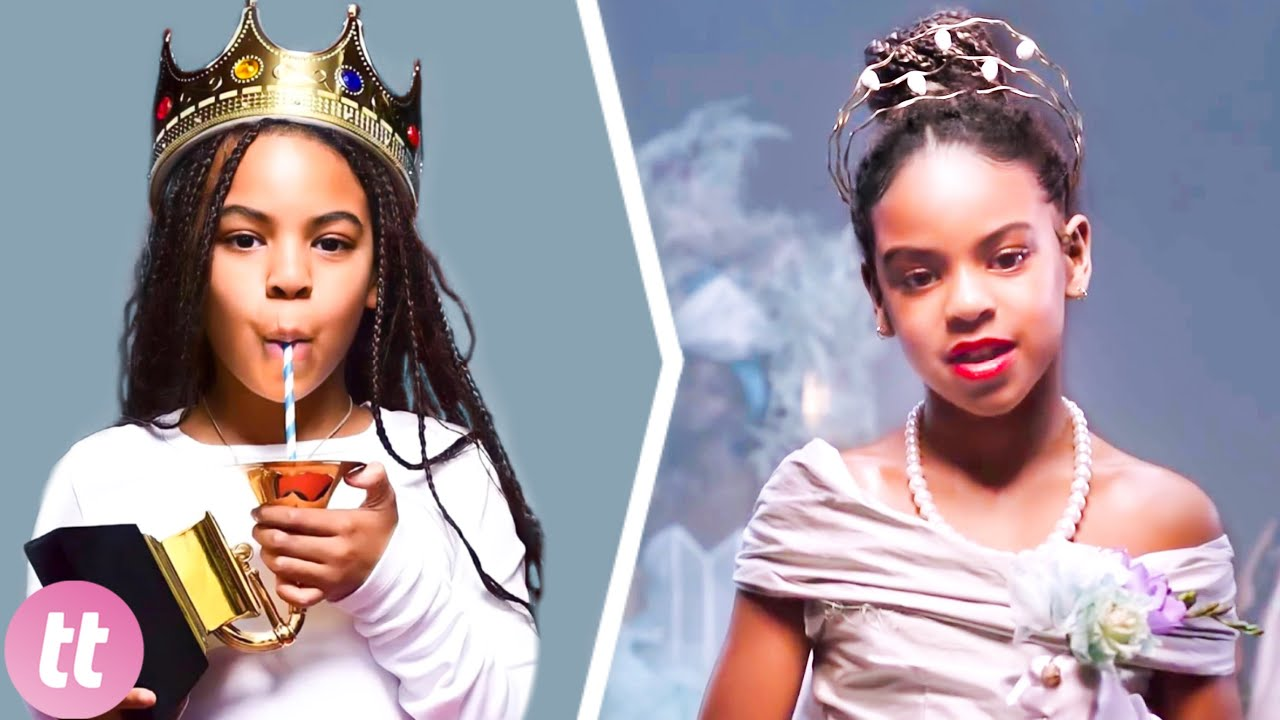 Blue Ivy's More Successful Than Us And She's Only 9