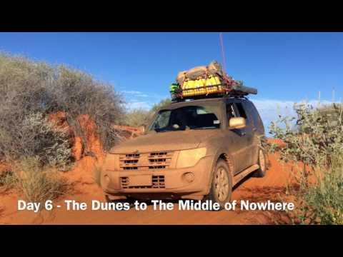 2016 Simpson Desert Trip
