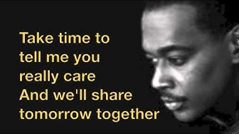 """Luther Vandross """"Always and Forever"""" Lyrics"""