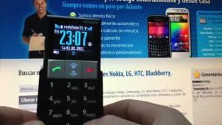 Liberar Vodafone Emporia RL1 mediante el código con Movical.Net
