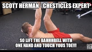 ScottHermanFitness Shows You How NOT To Build Big Abs!!!