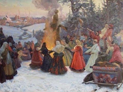 Как праздновали Масленицу: история, традиции