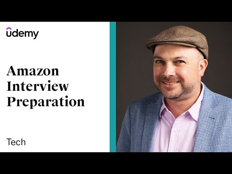 Get The Best Tips For Amazon Interview Preparation From An Ex-Amazon Manager Frank Kane [Udemy]