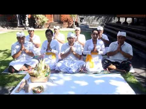 Kidung Wargasari - Sekeha Kidung Pura Puseh Desa Adat Denpasar