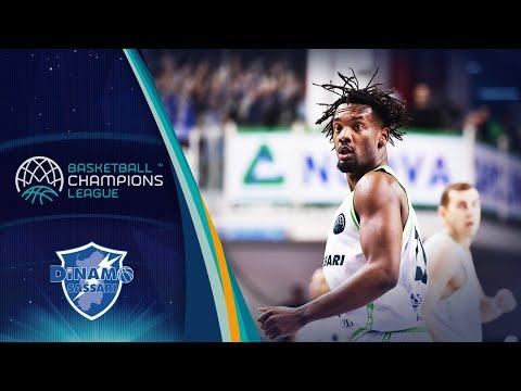 Dyshawn Pierre (Dinamo Sassari) - Top 5 Plays | Basketball Champions League 2019/20