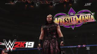 WWE 2K19 entrance mashup: