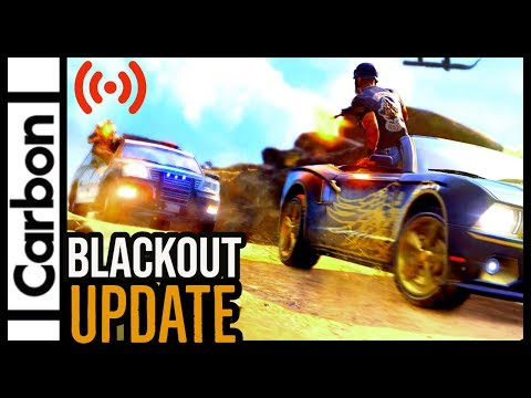 NEW Blackout Update NEW MAP! Operation GRAND HEIST | Road To 10K Subs | twitter: imcarbon_yo