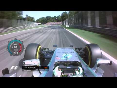 F1 Circuit Guide   Italian Grand Prix 2016