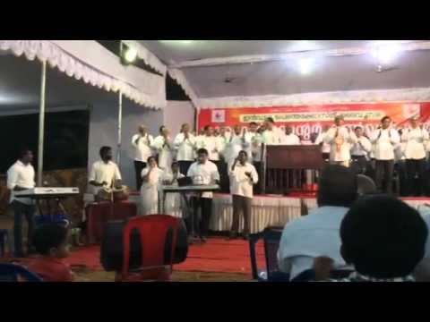 IPC Kumbanad centre convention 2015 Vennikulam Zionsingers
