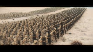 Massive Bretonnian Charge | The Labratory Mod |Total War Warhammer 2