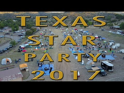Texas Star Party 2017 - Recap
