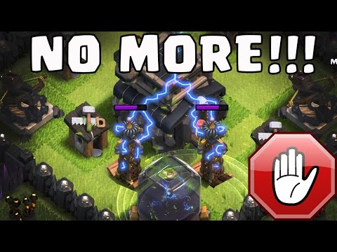 Clash of Clans | NO MORE ZAPPING DARK ELIXIR | June Update Patch!