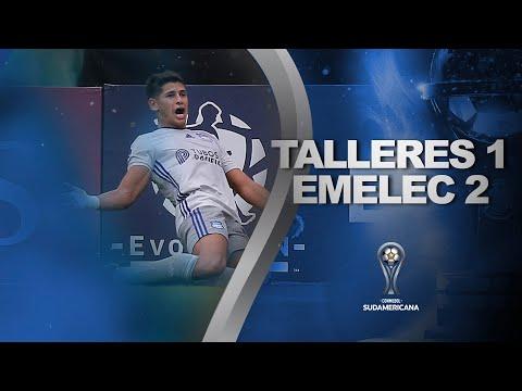 Talleres Cordoba Emelec Goals And Highlights