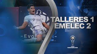 Talleres vs. Emelec [1-2] | RESUMEN | Fecha 1 - Fase de Grupos | CONMEBOL Sudamericana 2021