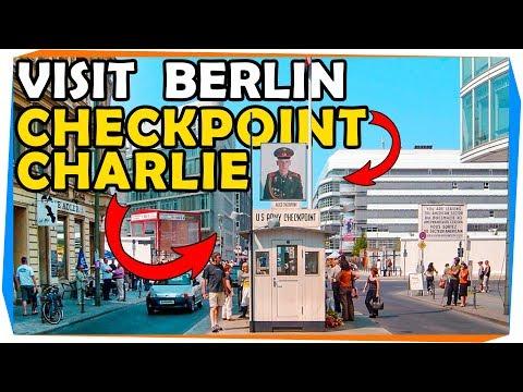Visit Berlin: Checkpoint Charlie | GoOn Berlin