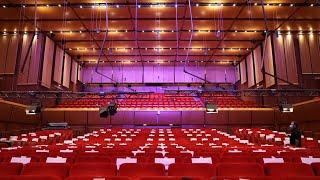Con Gabbani dietro le quinte del Concertone: così Auditorium Parco della Musica lavora in sicurezza