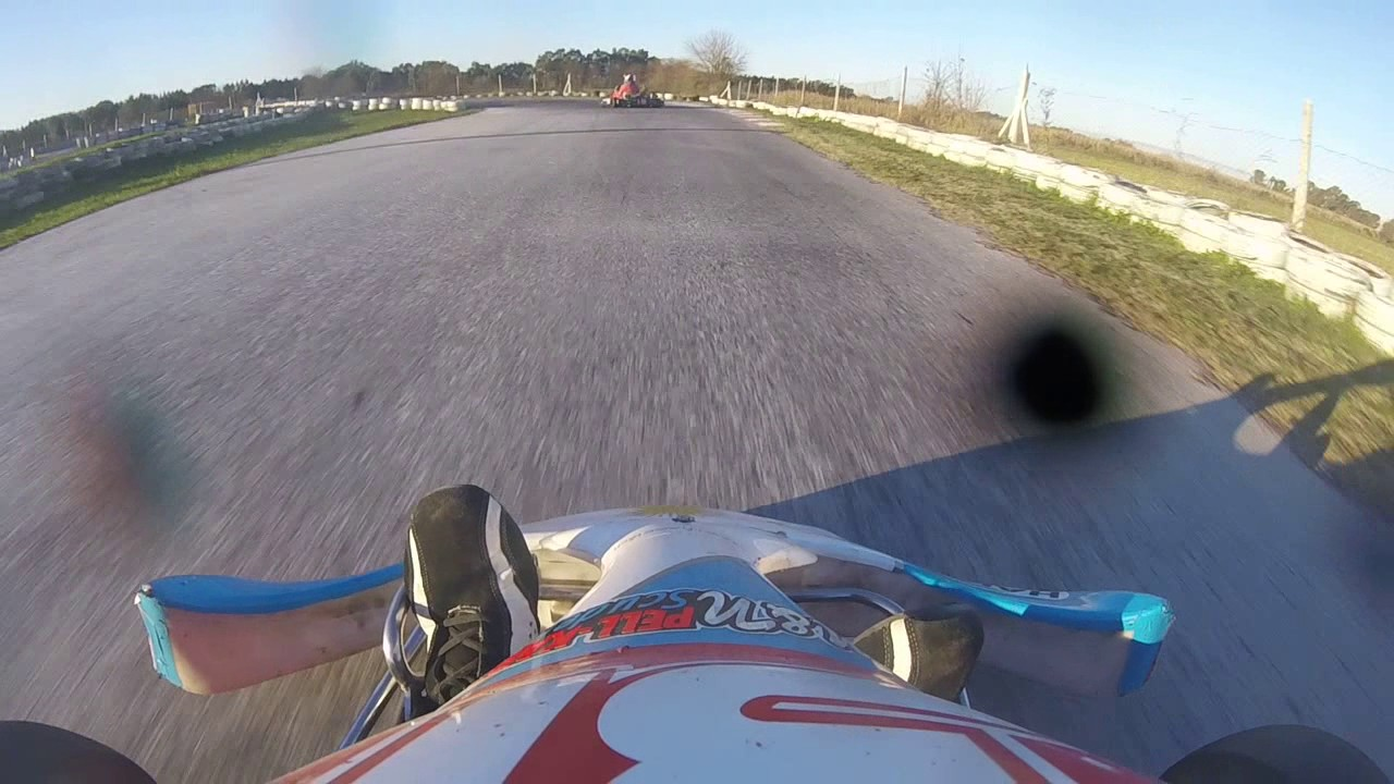 Circuito Zarate : Kartplus fecha kartodromo de zarate circuito serie