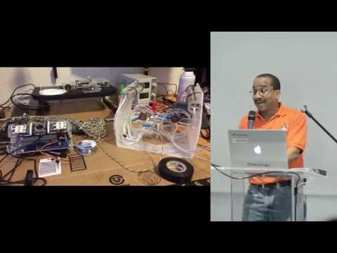 Node.js Under Water - OpenROV - Ray Hightower of 8th Light