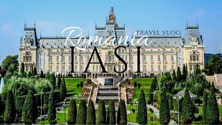 Romania country#8 Iași travel vlog 18.0