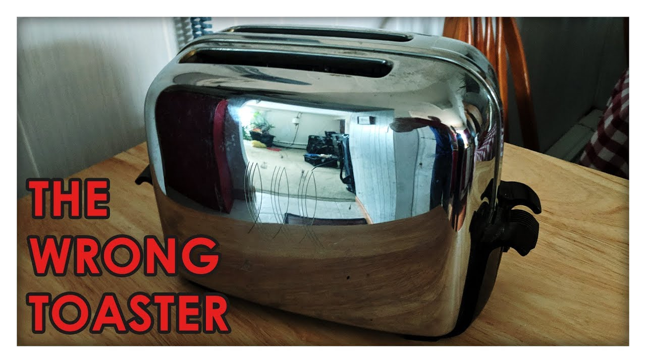 Filmstro & Film Riot One Minute Short Film Competition - The Wrong Toaster