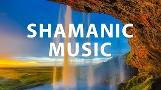 Shamanic music. The rhythms of nature. Folk motives of shamans