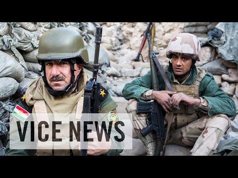Peshmerga vs. The Islamic State: The Road to Mosul (Trailer)