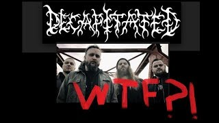 DECAPITATED accused of gang raping a fan... WTF!?