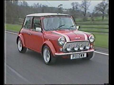 Top Gear Mini Cooper Sport 5 Feature 1997 Youtube