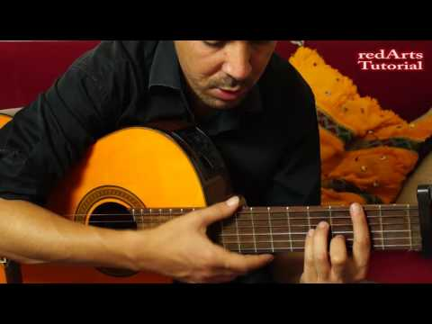 Kendji - La morale Tuto Guitare