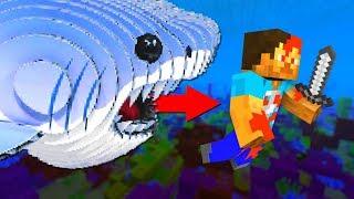 АКУЛА ПРОТИВ МАНЬЯКА, КАЖЕТСЯ У МАНЬЯКА НЕТ ШАНСОВ - Minecraft Murder Mystery