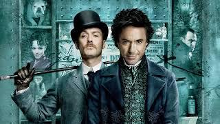 Sherlock Holmes: Mistr mezi vyděrači - Audiokniha