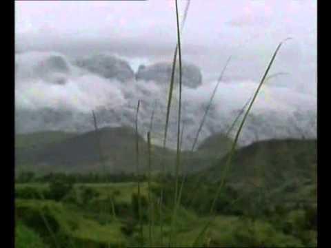 L'éruption du volcan Pinatubo en 1991