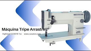 Máquina triple avance Highlead gc0618 1sc :: Casa Rizo