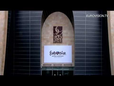 Baku Gets Ready For Eurovision 2012